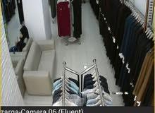 محل ألبسة للبيع بخلو - شارع الملك عبدالله