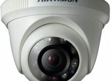 كاميراهيكفيجين نظام كاميرا 4 كاميرات مع دي في ار