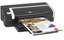 للبيع طابعة HP Officejet لطباعة البنرات و المظاريف و الكروت