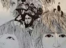 للبيع مجموعة اسطوانات نادرة لفرقة البيتلز الانجليزية