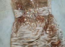 فستان جديد لم يلبس