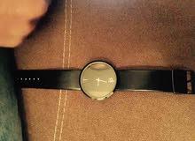 ساعة ck جديدة بدون علبة اصلية