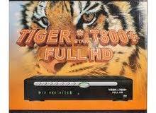 ريسيفر تايقر..tiger t800 plus