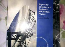 physics for scientists and engineers with midern physics 8th edition