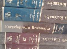 الانسايكلوبيديا البريطانية ناقصة كتابين فقط