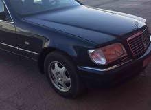 مرسيدس S300 موديل 1998
