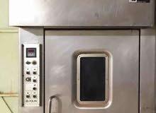 مخبز ايطالي ( باولين 60×80)يعمل بالطاقة الكهربائية