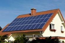 تركيب ألواح الطاقة الشمسية بأسعار جيدة أقساط
