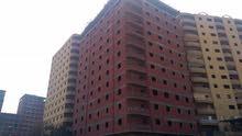 شقة 150م وجهه بحري علي شارع14متر- القاهرة