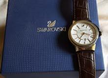 ساعة اصلية استخدام خفيف swarovsci