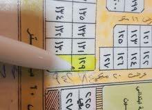 للبيع ارض 1900م وظهيرتها بمخطط بمخطط المراسي بالخبر