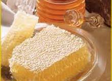 عسل نحل طبيعي - خام ....Honey natural ore