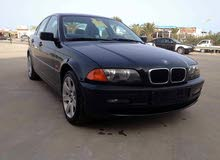 BMW model 2001