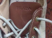 حذاء رجالي ماركة Prada