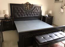 غرفة نوم 8 قطع للبيع بجدة