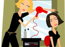 Required Hairdressers to work in the Salon