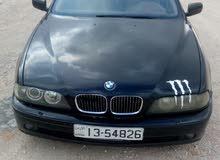 بي ام 525 للبيع بسعر مغري موديل 2002
