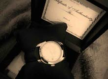 ساعة نسائية  جلد bernhard h. Mayer