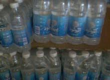 تجهيز كافة أنواع المياه الصحية