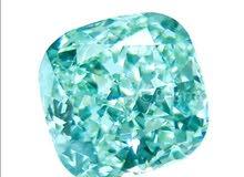 حجر الماس موزينايت 3.01 قيراط للبيع