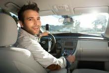 فرصه عمل بدخل ممتاز لمن لديه سيارة 2012 فما فوق