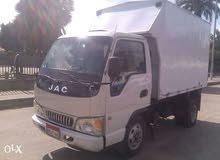 سياره نقل قلاب صندوق مقفول موديل 2012