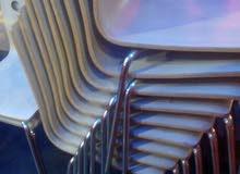 12 كرسي خشب كونتر مطبوخ ضد المياه والكسر تصفية مطعم