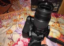 كاميرا نيكون 5300 نظيفة جداً