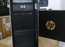 ب2 برسيسور HP WORKSTATION Z800