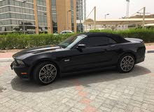 ford mustang 2012 gcc first owner no accidend done only 88000km in alain