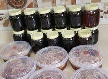 صحون عسل (سدر طبيعي ) سايل مع الاقراص