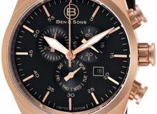 Ben and Sonss original swiss limited editiion watch