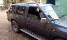 سيارة نيسان باثفندر فبريكة بالكامل برا وجوا