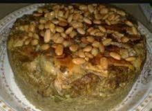 مطبخ منزلي فلسطيني