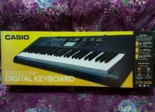 بيانو كاسيو stk 2400