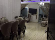 3 غرف ماسترز ( كل غرفة مع حمام مستقل ) - شقة مفروشة ( فخمة ومميزة )