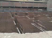 ارض بالمريوطية تاني نمرة من الرئيسي جاهزة على البناء