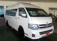 Hiace 2011 for rent in Basra