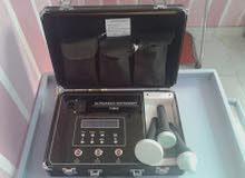 جهاز الترا سونيك ديجيتال 2 هيد مزود باحدث البرامج العلاجية