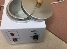 للبيع جهاز لتسخين الشمع جديد غير مستخدم كهرباء 220~240