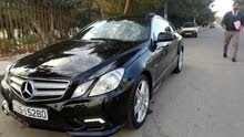 Mercedes E250 coupe model 2012