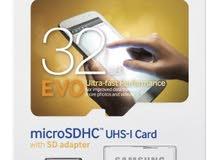 ميمورى 32G SAMSUNG :EVO