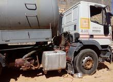 شاحنة اوربية شفط للبيع