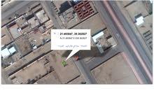ارضين على3شوارع 2100م² في الحرازات للبيع