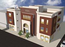 مبني سكني للإيجار في حي الاندلس