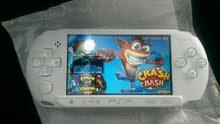 جهاز سوني بي اس بي معدل بذاكرة مخزن عليها 25 لعبة PSP