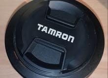 عدسة لاند سكيب 10_ 24 tamron lens. للبيع بسعر مغري 320دينار مستعمل وكاله خفيف جد