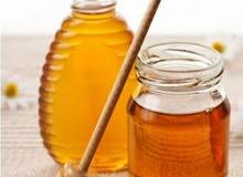 عسل طبيعي مكفول  % بيع جملة