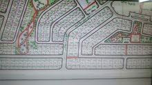 ارض تجارية على شارعين في مخطط الشاطي