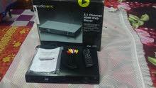 جهاز DVD اوديو سونيك HD فلاش رام جديد